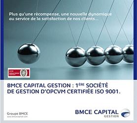 BMCE Capital Gestion