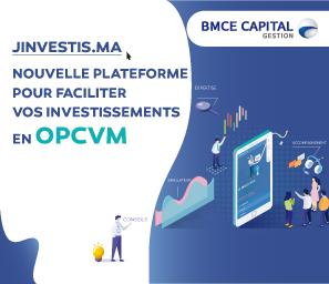 BMCE Capital Gestion lance sa plateforme www.jinvestis.ma dédiée aux Particuliers