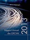 RAPPORT ANNUEL DES OPCVM 2013